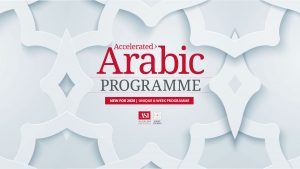 Accelerated Arabic Programme