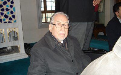The passing of Dr Murad Hofmann